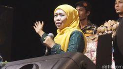 Ini Alasan Khofifah Tolak Masuk Tim Kampanye Jokowi di Jatim