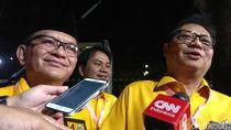 Airlangga: Nomor Urut 1, Harapannya Jokowi RI-1 Lagi