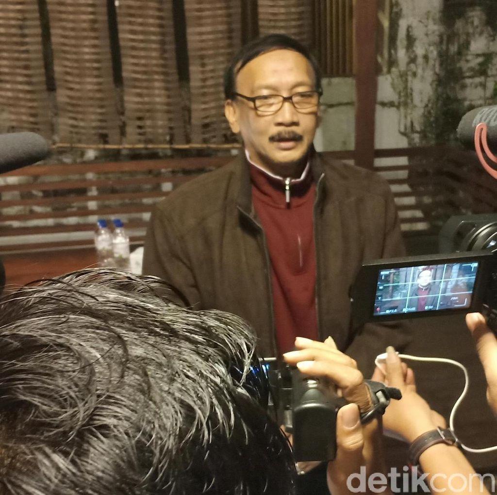 Dukung Jokowi-Maruf, Bupati Pesisir Selatan Mundur dari PAN