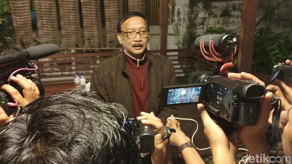 Dukung Jokowi-Ma'ruf, Bupati Pesisir Selatan Mundur dari PAN