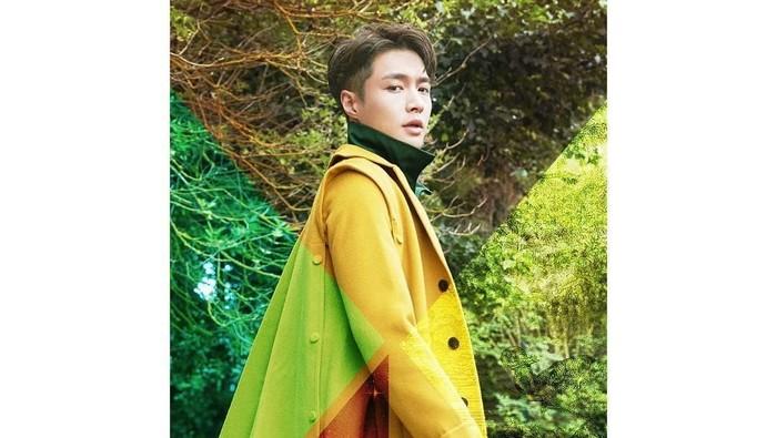 Foto: Lay EXO (dok. SM Entertainment)