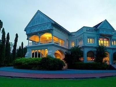 Terungkap, Rumah Ah Ma Crazy Rich Asians Ada di Malaysia!