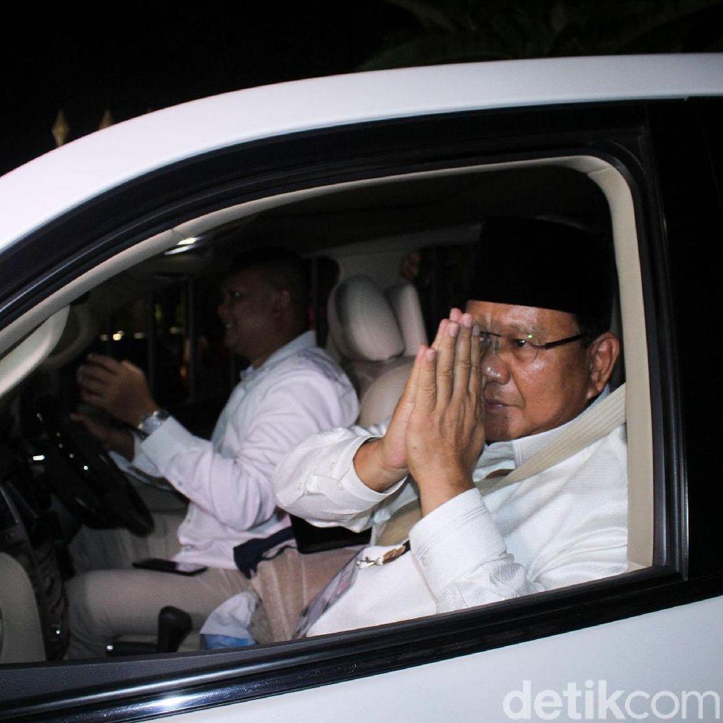 Prabowo Sedih Kekerasan Suporter Berujung Tewasnya Haringga