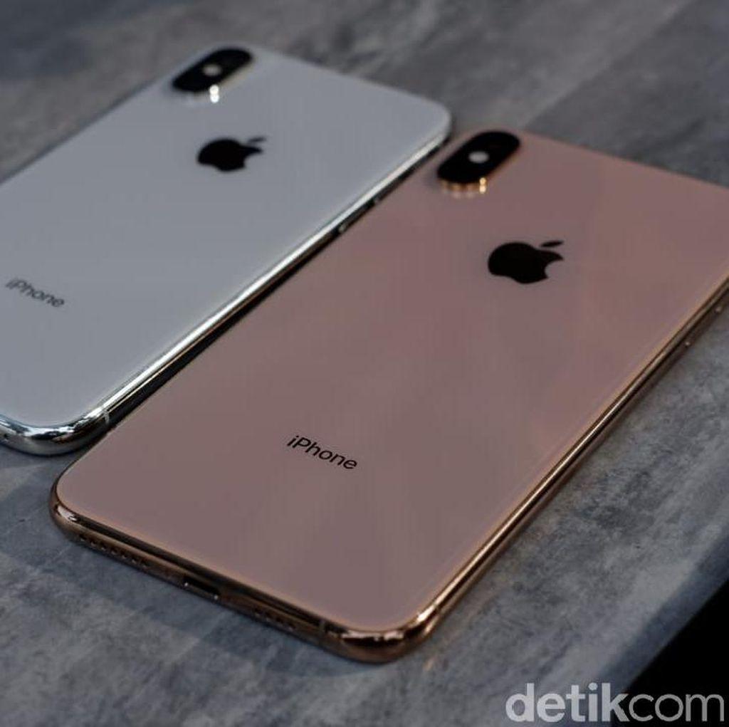 iPhone XS Max Lebih Laris dari iPhone XS