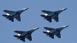 China dan Rusia Marah Atas Sanksi AS kepada Militer China