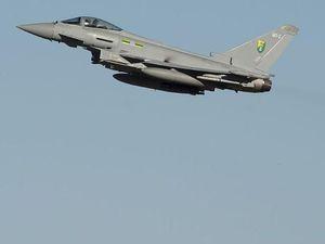 Inggris Kerahkan Jet Tempur Cegat 2 Pesawat Pengebom Rusia