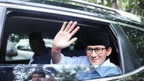 Jokowi Dapat Penghargaan dari Kadin, Sandiaga Ucapkan Selamat