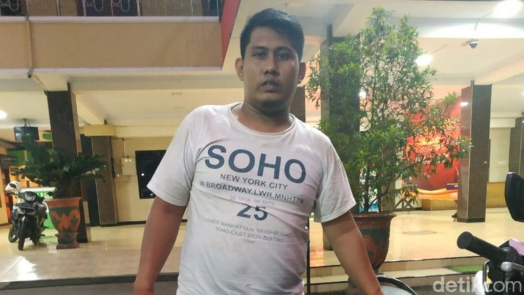 Pelaku Penggelapan Motor dan Mobil 24 TKP di Lumajang Ditembak Kaki