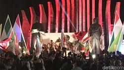 Jokowi Dapat Nomor Urut 1, Relawan Nyanyi Potong Bebek Angsa