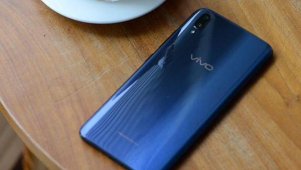 Bintang-bintang di Tata Surya Jadi Inspirasi Warna Vivo V11 Pro