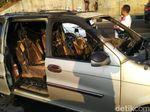 Korban Tewas di Semarang Ternyata Pemilik Mobil Yang Terbakar