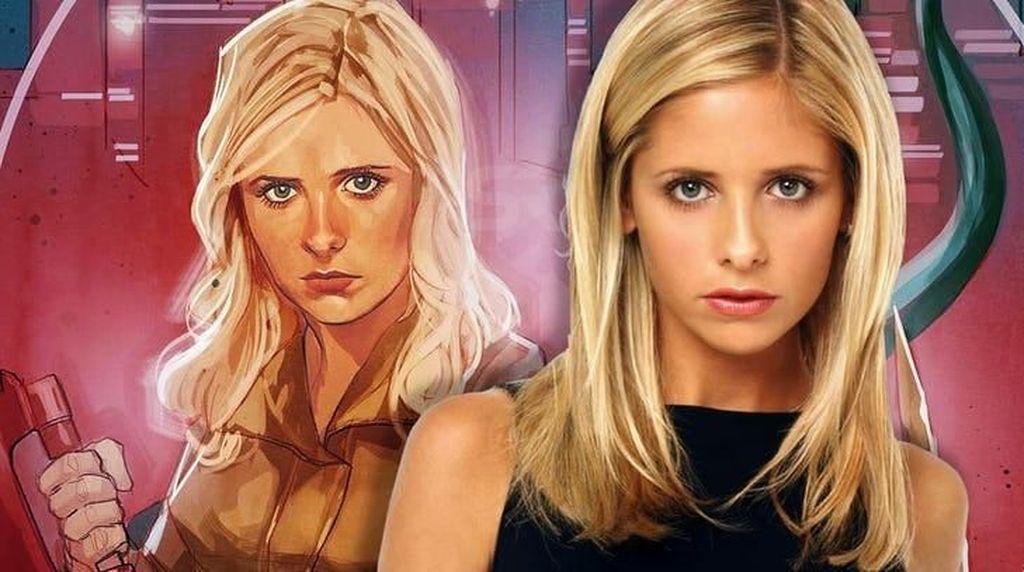15 Tahun Terbit, Komik Buffy the Vampire Slayer Berakhir Bahagia