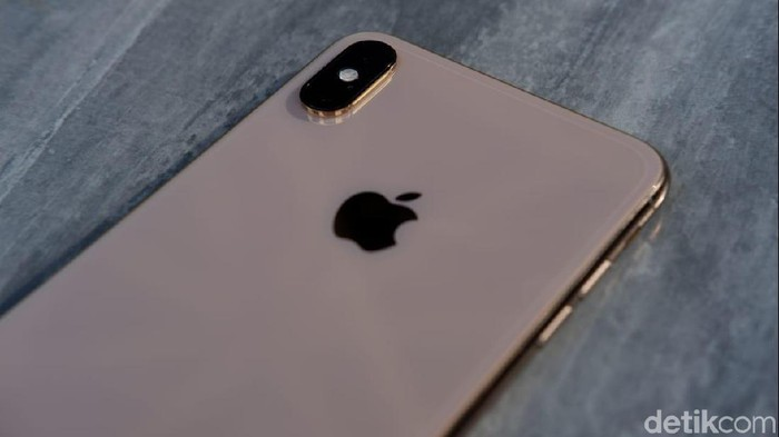 iPhone XS Max. Foto: detikINET/Adi Fida Rahman