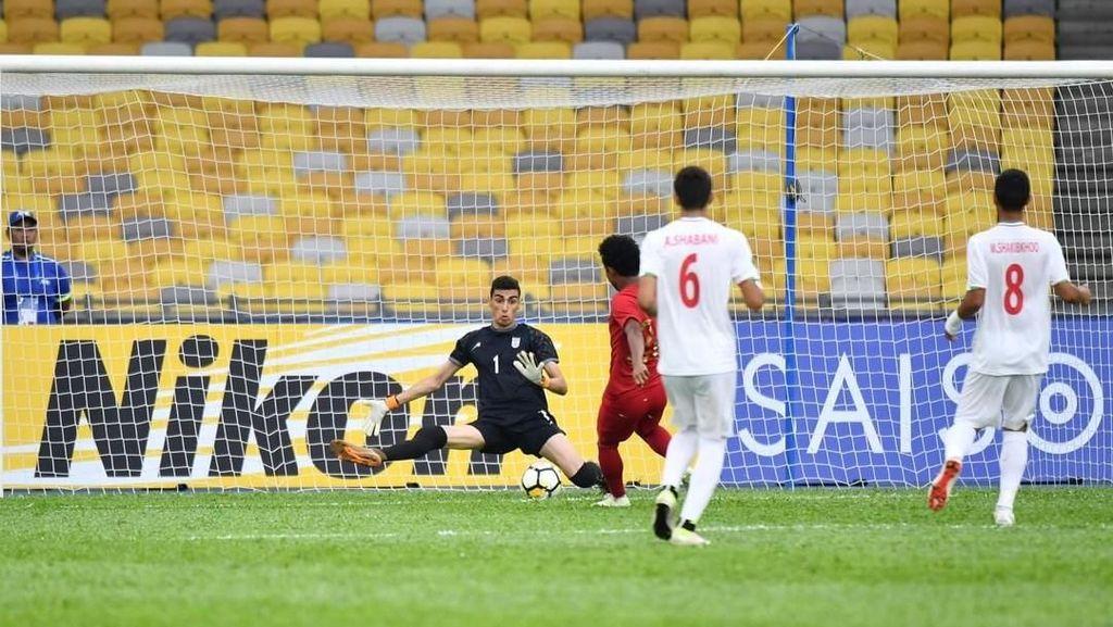 Hasil Piala Asia U-16: Gol Bagas-Bagus Antar Indonesia Kalahkan Iran