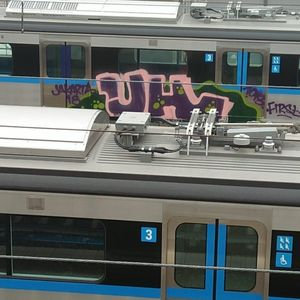 Supaya Coret-coret Kereta MRT Tak Terulang, Ini Instruksi Menhub