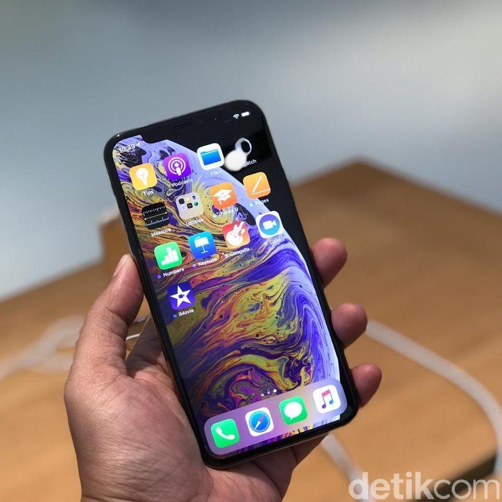 Akhirnya, Trio iPhone Sampai di Indonesia