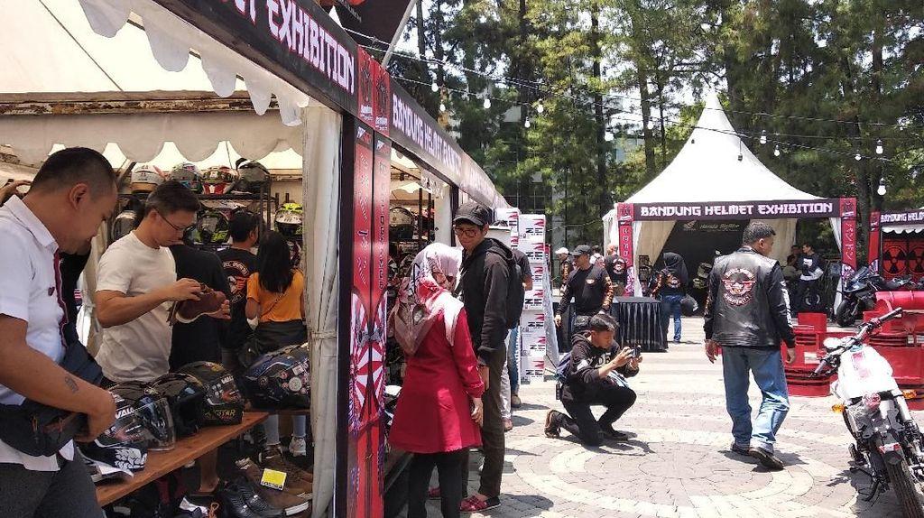 Diskon Besar-besaran Helm Branded di Bandung