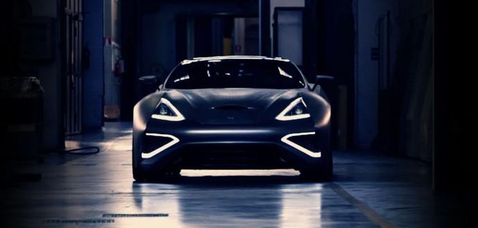 Lebih Dekat dengan Mobil Berbalut Titanium, Icona Vulcano