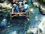 Pingin Bersantap di Tengah Aliran Sungai, Datang Saja ke Banyu Biru