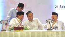 Dana Awal Kampanye Jokowi-Maruf Vs Prabowo-Sandiaga