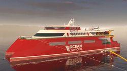 Kapal Canggih Pembersih Laut dari Sampah Plastik