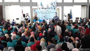 Isi Kuliah Bareng Sandiaga, Zulhas Ajak Mahasiswa Beri Suara di TPS