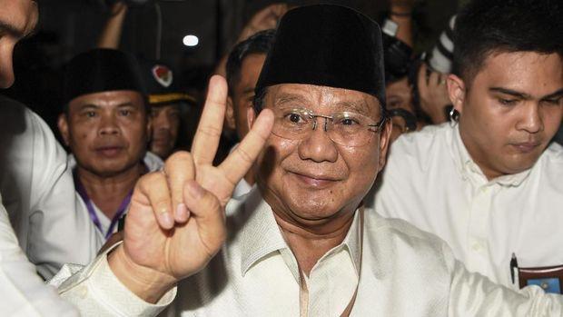 Membentuk Citra Prabowo Demi Suara di Pilpres 2019