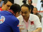 SBY WO dari Kampanye Damai, Ketua Projo: Jangan Lebay!