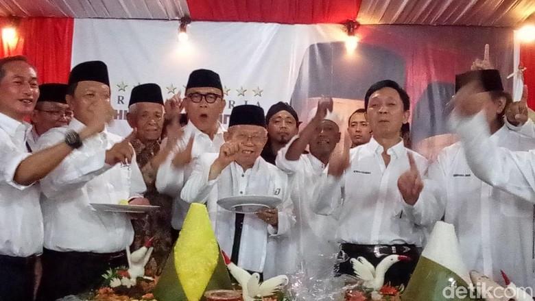 Maruf Amin Hadiri Peluncuran Rumah Kerja Bhinneka Nusantara