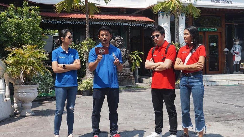 Siapa Tim Favoritmu di Yogyakarta? Tim Rio atau Tim Kevin