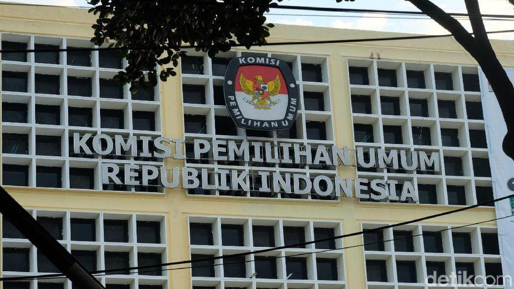 Sikapi Putusan DKPP, KPU Tukar Jabatan Komisioner Ilham Saputra-Evi Novida