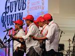 Nyanyi di Depan Jokowi, Elek Yo Band: Kalau Kami Bagus Nanti Di-reshuffle