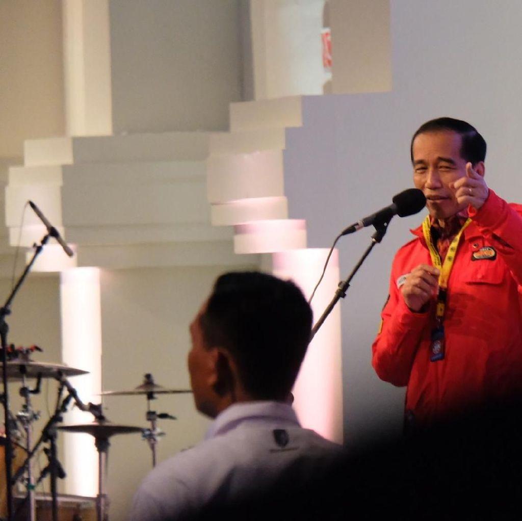 Din Syamsuddin Mundur dari Istana, Jokowi: Lusa Saya Bertemu Beliau