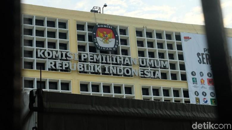 Timses Prabowo-Sandi Temui Komisioner KPU