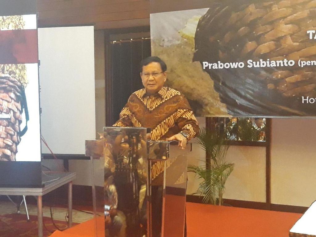 Didukung Purn Jenderal TNI, Prabowo: Ini Pertempuran Terakhir Kita