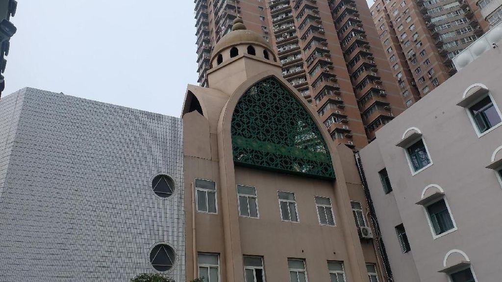 Pesona Masjid Tertua Peninggalan Dinasti Ming di Nanjing
