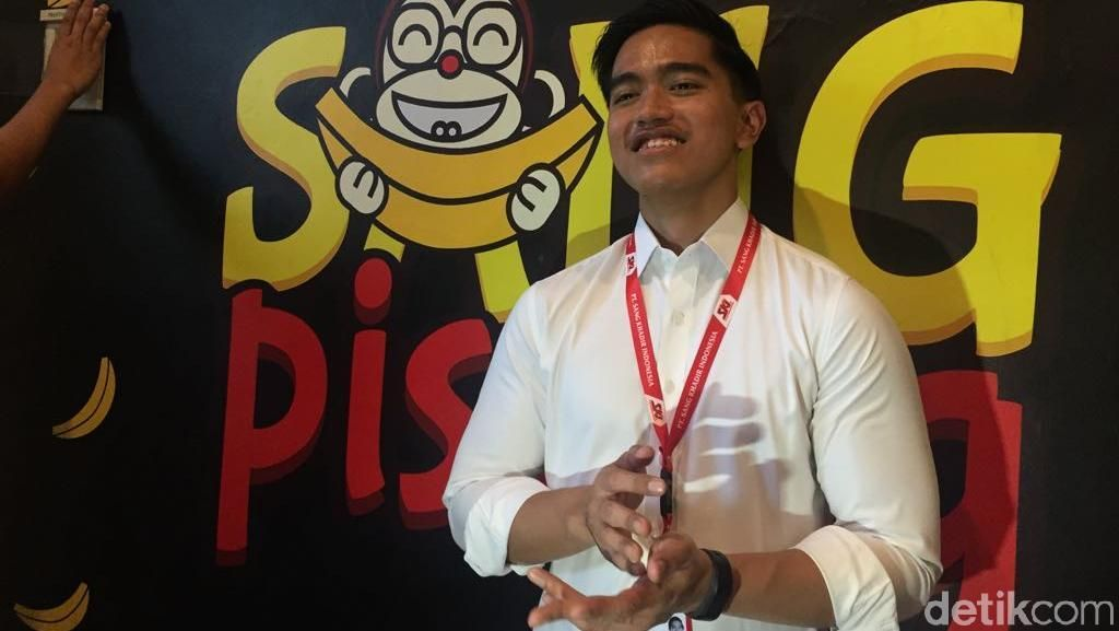 Makan Bareng di Singapura, Kaesang Tersinggung dengan Jokowi Gara-gara Ini
