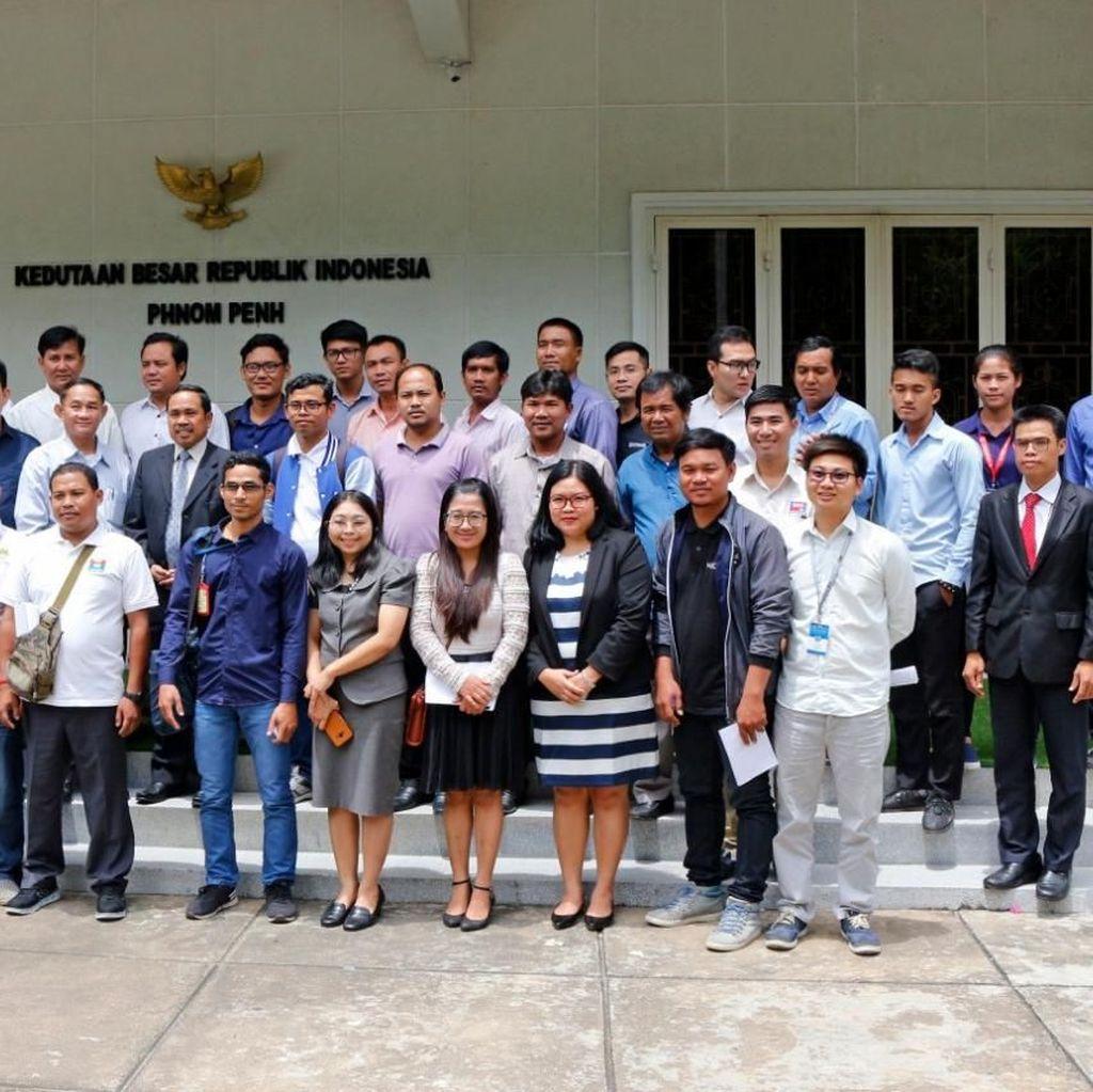 Media Kamboja Ekspos Rencana Promosi Terpadu Indonesia