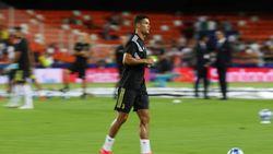 Sudah Lupakan Kartu Merahnya, Ronaldo Akan Tancap Gas Lagi