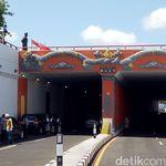 Luhut Resmikan Underpass Simpang Tugu Ngurah Rai