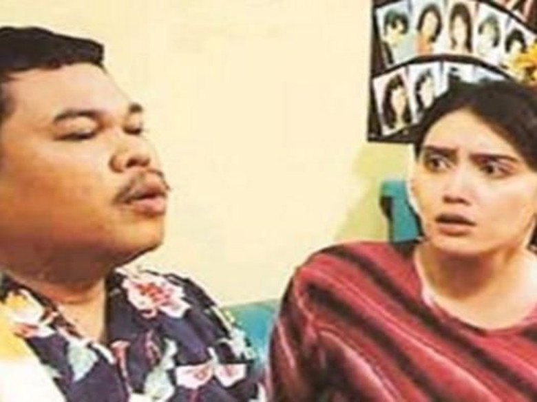 Oneng Jenguk Bajuri, Curhatan Sule Lepas Lina untuk Teddy