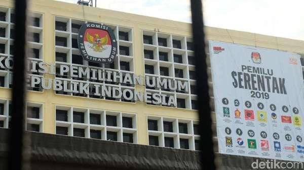 KPU Bantah Hasil Rekapitulasi Diumumkan secara Senyap-senyap