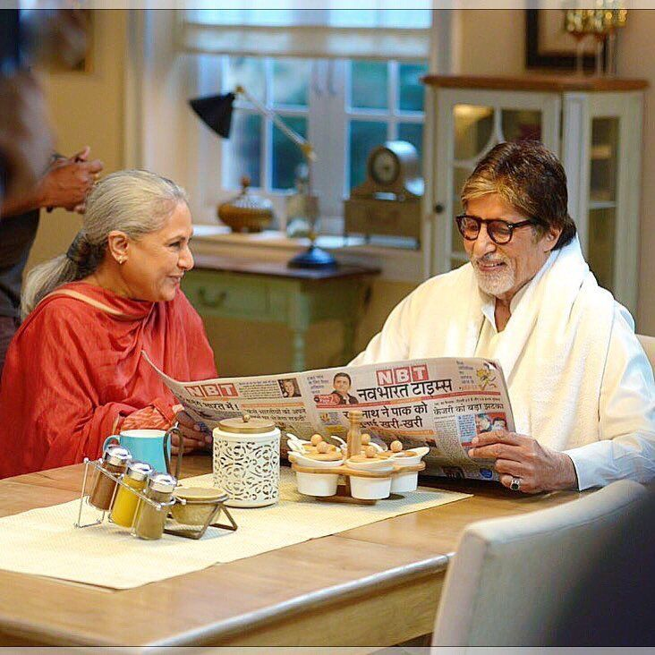 Amitabh Bachchan dan Jaya Baduri
