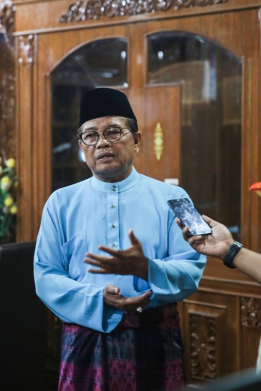 Cerita Karier Plt Gubernur Jambi, Dari Hakim hingga Kepala Daerah