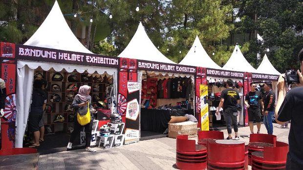 Bandung Helmet Exhibition 2018 Dibuka