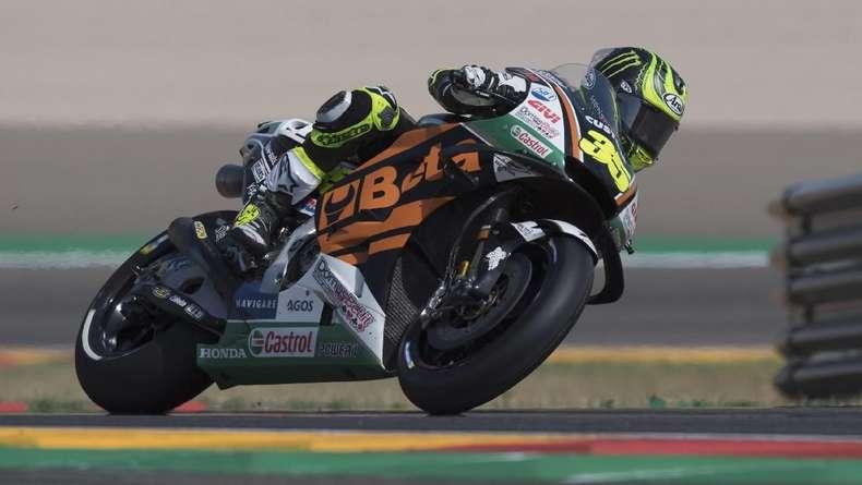 Crutchlow Tercepat di Latihan Bebas Ketiga MotoGP Aragon