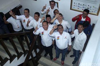 Koalisi Jokowi-Ma'ruf Laporkan Dana Kampanye ke KPU