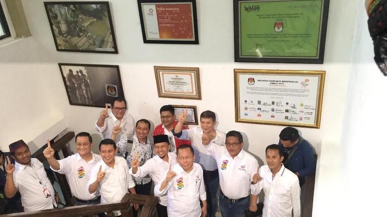 KPU Minta 2 Kubu Bersepakat, Timses Jokowi Setuju Kampanye Disetop