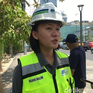 Ini Silvia Halim, Perempuan Tangguh di Balik Sukses MRT Jakarta