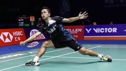 Atasi Chou Tien Chen, Anthony ke Final China Terbuka